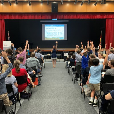 Junior School Parent Forum -  The Language of Friendship
