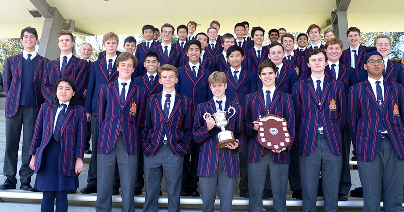 Barker College is a coed Anglican day and boarding school