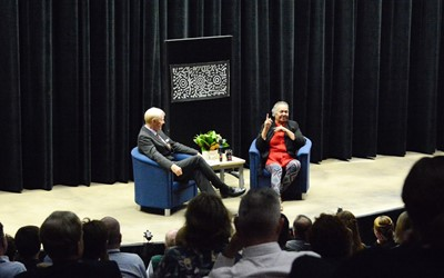 Phillip Heath in Conversation with Rosalie Kunoth-Monks OAM