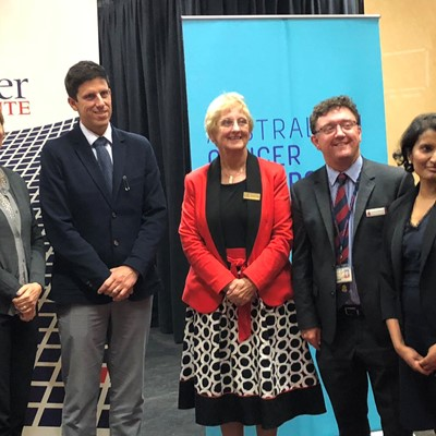 Lets Outsmart Cancer - Twilight Lecture with the Australian Cancer Research Foundation.